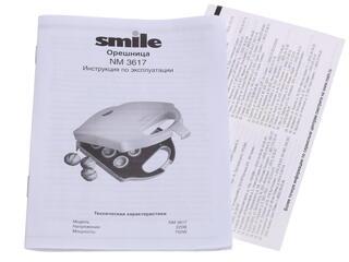 Орешница Smile NM 3617 белый