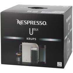 Кофемашина Krups XN 2601 Nespresso черный, бежевый