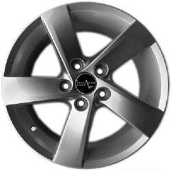 Автомобильный диск Литой LegeArtis VW118 7x16 5/112 ET 45 DIA 57,1 Sil