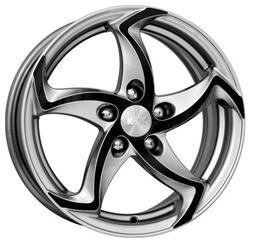 Автомобильный диск Литой K&K Ландау 6,5x15 5/100 ET 40 DIA 67,1 Бинарио