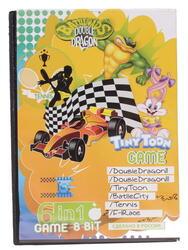 Игра для 8bit (NES) DoubleDragonII/DoubleDragonIII/TinyToon/BatlleCity/Tennis/F-1Race