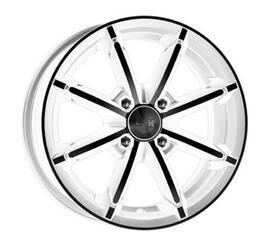 Автомобильный диск литой K&K Sportline 6x14 4/100 ET 40 DIA 67,1 Венге