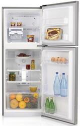 Холодильник с морозильником Samsung RT2ASRMG серебристый
