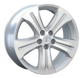 Автомобильный диск литой Replay TY71 7,5x19 5/114,3 ET 35 DIA 60,1 White