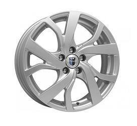 Автомобильный диск литой K&K Палермо 6,5x16 5/114,3 ET 39 DIA 60,1 Блэк платинум