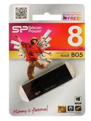 Память USB Flash Silicon Power Blaze B05 8 Гб