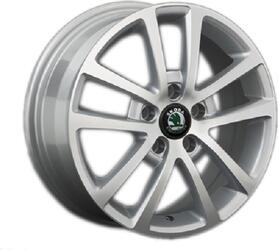 Автомобильный диск литой Replay SK22 6,5x16 5/112 ET 46 DIA 57,1 Sil
