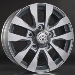 Автомобильный диск литой Replay TY73 6,5x15 6/139,7 ET 30 DIA 106 Sil