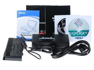 "17.3"" Ноутбук MSI (GT70)(FHD)"