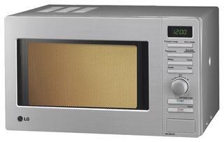 Микроволновая печь LG MH-6688W ( 26л, комби 2400Вт, гриль, электронное управление, дисплей)