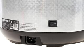 Мультиварка Redmond RMC-M23 серебристый