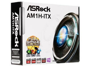 Материнская плата ASRock AM1H-ITX