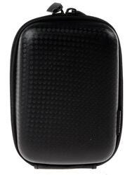 Чехол Hama Carbon Style 60L черный
