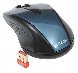 Мышь беспроводная A4Tech G9-500F-4