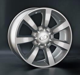 Автомобильный диск Литой Replay INF1 8x18 5/114,3 ET 40 DIA 73,2 Sil