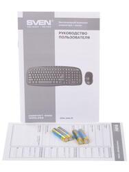 Клавиатура+мышь SVEN Comfort 3400