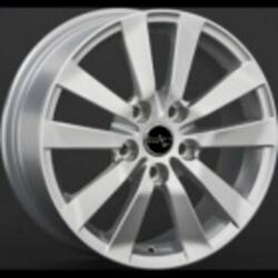 Автомобильный диск Литой LegeArtis TY46 6,5x16 5/114,3 ET 45 DIA 60,1 Sil