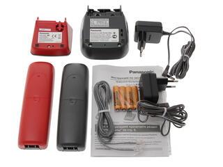 Телефон беспроводной (DECT) Panasonic KX-TG1612RU3