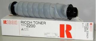 Картридж лазерный Ricoh Type 2200