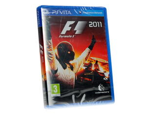 Игра для PS Vita F1 2011