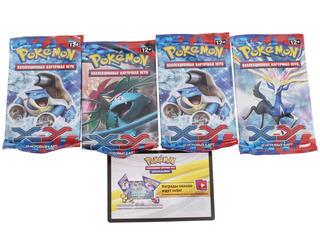 """Дополнение для игры Pokemon XY: Коллекционный набор """"Ивелтал"""""""