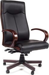 Кресло руководителя CHAIRMAN 411 черный