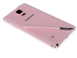 "5.7"" Смартфон Samsung SM-N910C Galaxy Note 4 32 ГБ розовый"