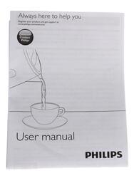 Электрочайник Philips HD 4667/20 серебристый
