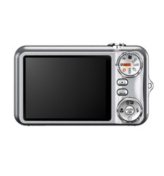 Цифровая камера FujiFilm FinePix JX280 Silver