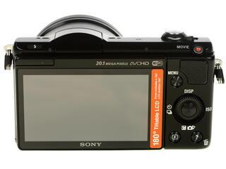 Камера со сменной оптикой Sony Alpha ILCE-5000YB kit 16-50mm+55-210mm
