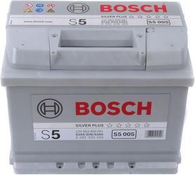 Автомобильный аккумулятор Bosch S5 005