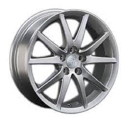 Автомобильный диск литой Replay TY49 6,5x16 5/114,3 ET 45 DIA 60,1 Sil