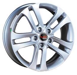 Автомобильный диск Литой LegeArtis RN91 6,5x16 5/114,3 ET 47 DIA 66,1 Sil
