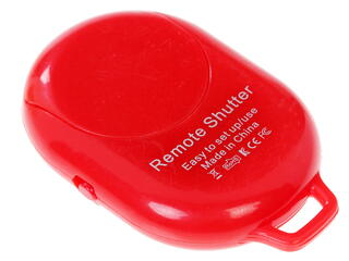 Кнопка для селфи DEXP 0808547 красный