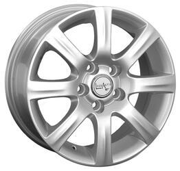 Автомобильный диск Литой LegeArtis SK31 6x14 5/100 ET 40 DIA 57,1 Sil