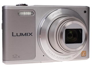 Компактная камера Panasonic Lumix DMC-SZ10 серебристый