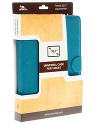 """Чехол-книжка для планшета универсальный 10.1""""  синий"""