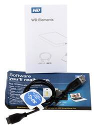 "2.5"" Внешний HDD WD Elements Portable [WDBUZG5000ABK]"