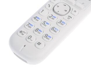 Телефон беспроводной (DECT) Panasonic KX-TGB210RUW