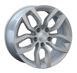 Автомобильный диск Литой LegeArtis B122 8x17 5/120 ET 20 DIA 72,6 Sil
