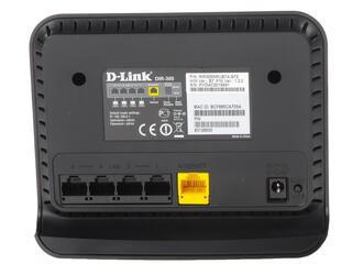 Маршрутизатор D-Link DIR-300/NRU/B7