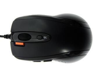 Мышь проводная A4Tech N-70FX черный