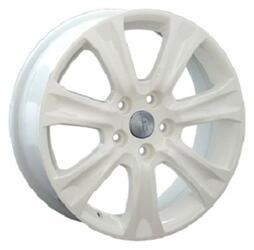 Автомобильный диск литой Replay H22 6,5x17 5/114,3 ET 50 DIA 64,1 White