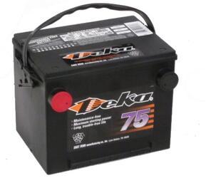 Автомобильный аккумулятор Deka 775MF