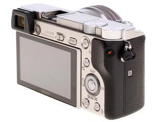 Камера со сменной оптикой Sony Alpha ILCE-6000YS kit 16-50mm+55-210mm