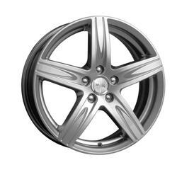Автомобильный диск литой K&K Андорра 6,5x16 5/114,3 ET 48 DIA 67,1 Блэк платинум