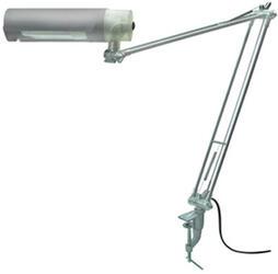 Настольный светильник Camelion KD-028C 20W серебристый