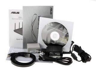 Маршрутизатор ADSL2+ ASUS DSL-N55U