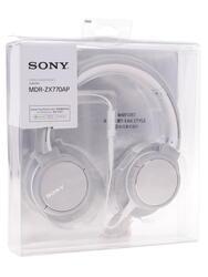 Наушники Sony MDR-ZX770APW