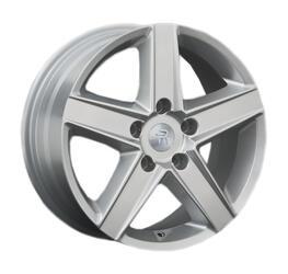 Автомобильный диск литой Replay CR5 7,5x17 5/127 ET 43 DIA 71,6 Sil
